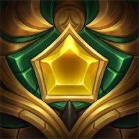 Season 10 Gold Summoner Icon
