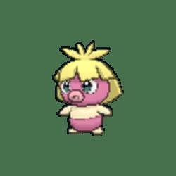 Smoochum Pokemon Sword and Shield