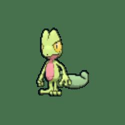 Treecko Pokemon Sword and Shield