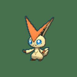 Victini Pokemon Sword and Shield