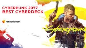 Cyberpunk 2077 Cyberdeck
