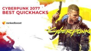 Cyberpunk 2077 Quickhacks