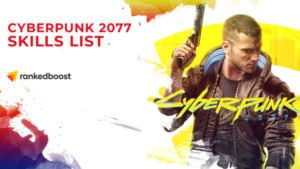 Cyberpunk 2077 Skills