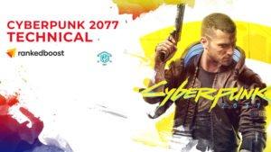 Cyberpunk 2077 Technical Ability