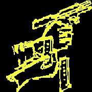 Gunslinger Cyberpunk 2077