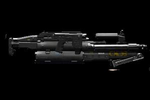 LMG Cyberpunk 2077