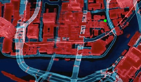 La Chingona Dorada Location Cyberpunk 2077