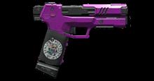 Pistol Cyberpunk 2077