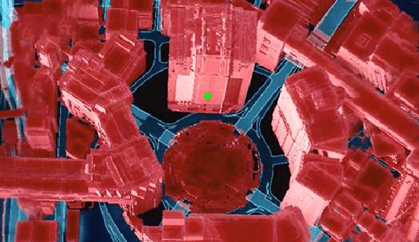 Pride Location Cyberpunk 2077