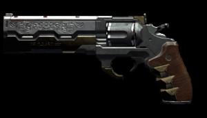Revolver Cyberpunk 2077