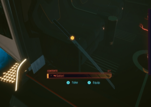 Satori Location 2 Cyberpunk 2077