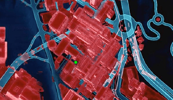 Sovereign Location Cyberpunk 2077
