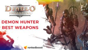 Diablo Immortal Best Demon Hunter Weapons