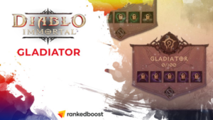 Diablo Immortal Best Gladiator Talents