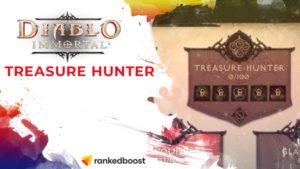 Diablo Immortal Best Treasure Hunter Talents