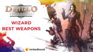 Diablo Immortal Best Wizard Weapons