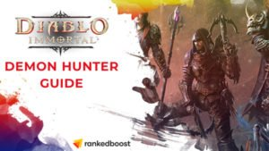 Diablo Immortal Demon Hunter Guide