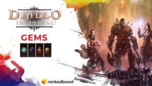 Diablo Immortal Gems List