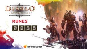 Diablo Immortal Runes List