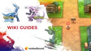 Pokemon Brilliant Diamond and Shining Pearl Guides