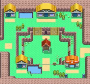 Pokemon Diamond and Pearl Celestic Town Guide