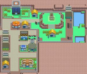 Pokemon Diamond and Pearl Eterna City Guide
