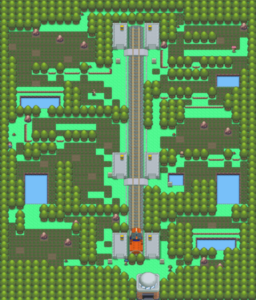 Pokemon Diamond and Pearl Great Marsh Guide