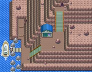 Pokemon Diamond and Pearl Iron Island Guide