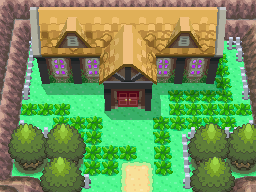 Pokemon Diamond and Pearl Old Chateau Guide