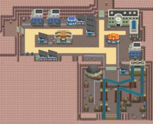 Pokemon Diamond and Pearl Oreburgh City Guide