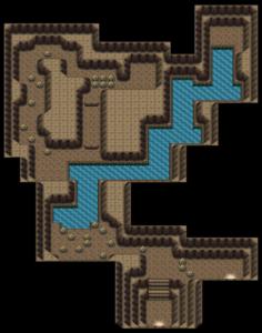 Pokemon Diamond and Pearl Ravaged Path Guide
