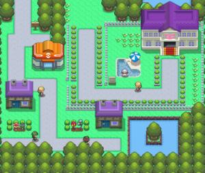 Pokemon Diamond and Pearl Resort Area Guide
