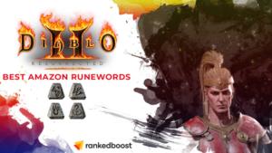 Diablo 2 Best Amazon Runewords