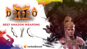 Diablo 2 Best Amazon Weapons