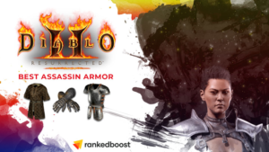 Diablo 2 Best Assassin Armor
