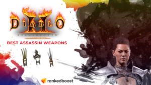 Diablo 2 Best Assassin Weapons