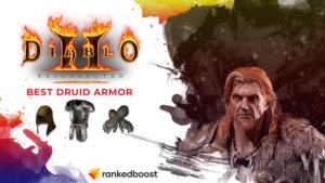 Diablo 2 Best Druid Armor