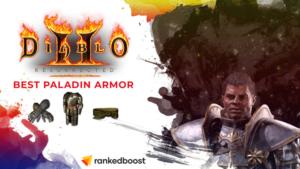 Diablo 2 Best Paladin Armor