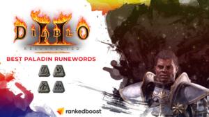 Diablo 2 Best Paladin Runewords