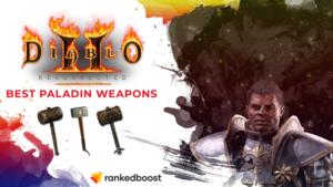 Diablo 2 Best Paladin Weapons