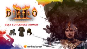 Diablo 2 Best Sorceress Armor