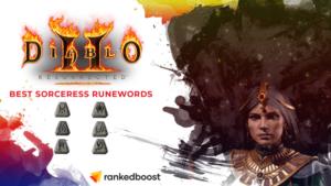 Diablo 2 Best Sorceress Runewords