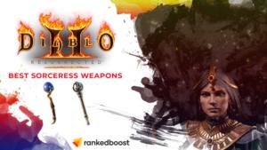 Diablo 2 Best Sorceress Weapons