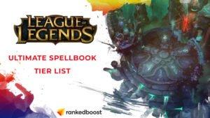 LoL Ultimate Spellbook Best Champions