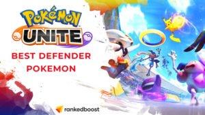 Pokemon Unite Best Defender Pokemon