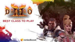 Diablo 2 Best Class