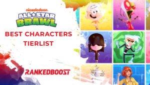 Nickelodeon All-Star Brawl Best Characters Tier List